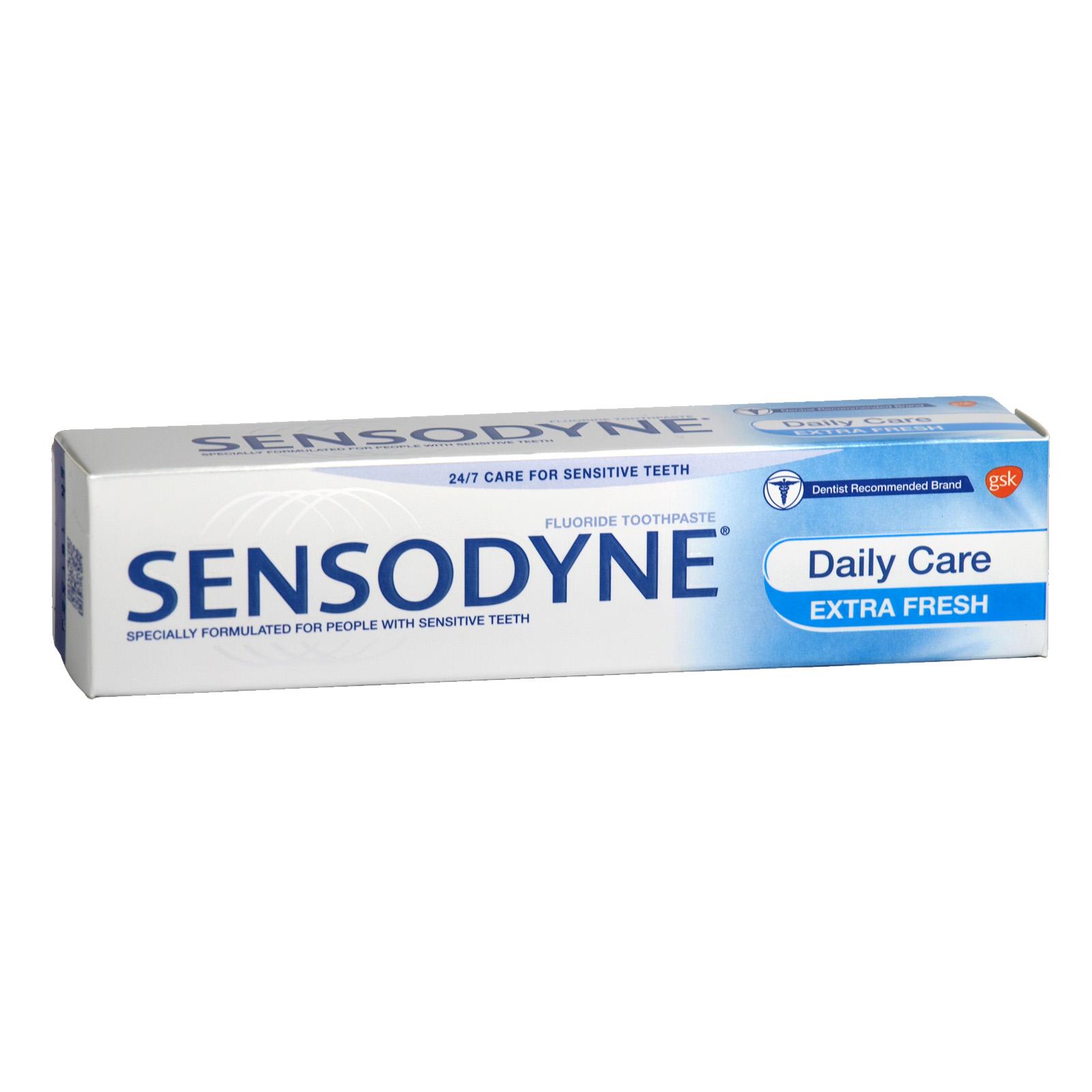 SENSODYNE T/PASTE 50ML EXTRA FRESH X12