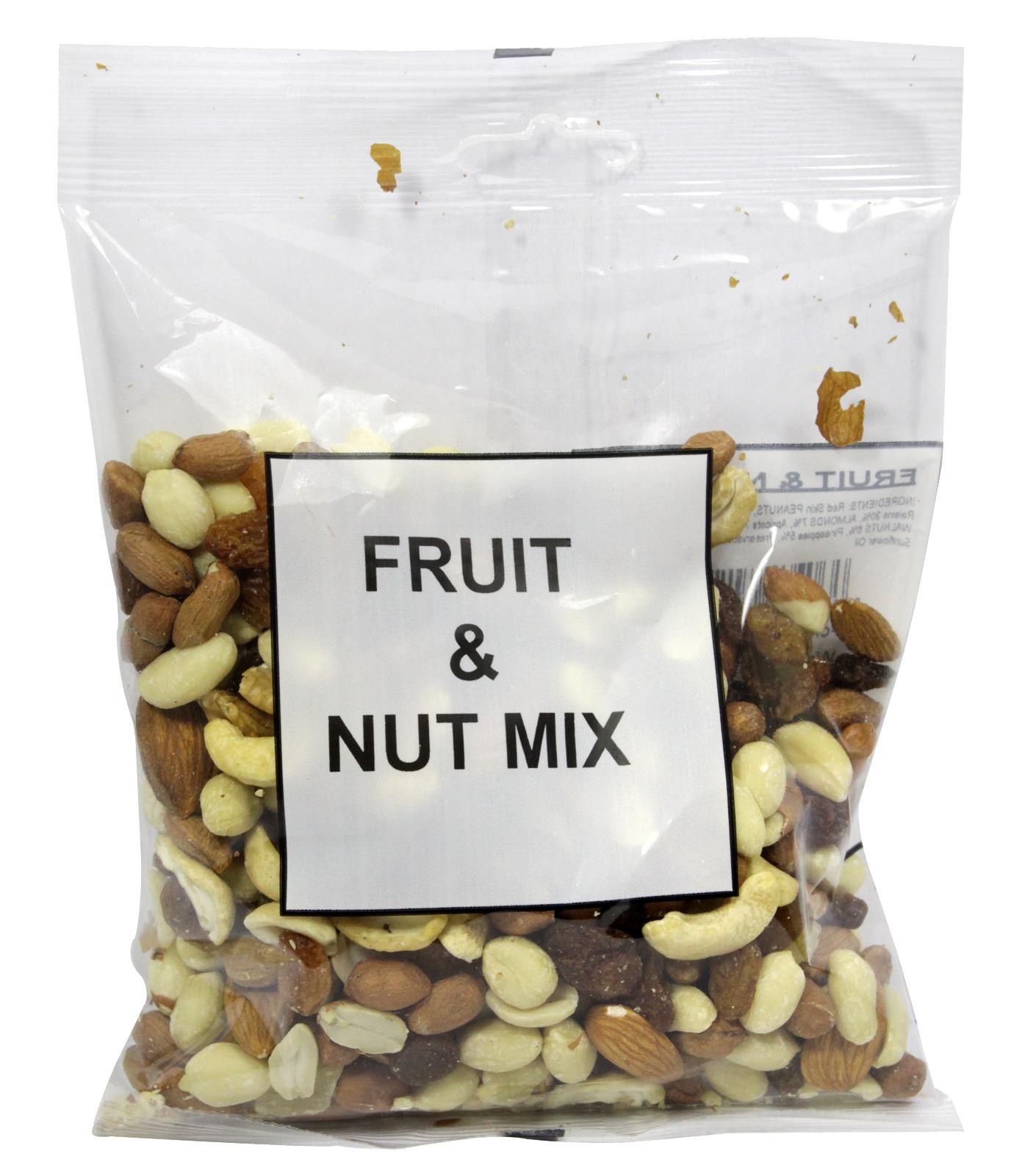FREEMANS FRUIT & NUT MIX X12