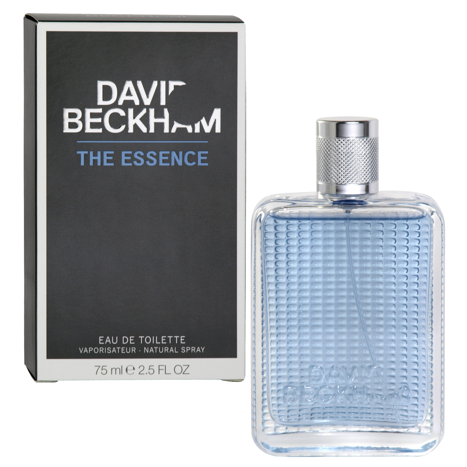 BECKHAM THE ESSENCE 75ML EDT SPRAY