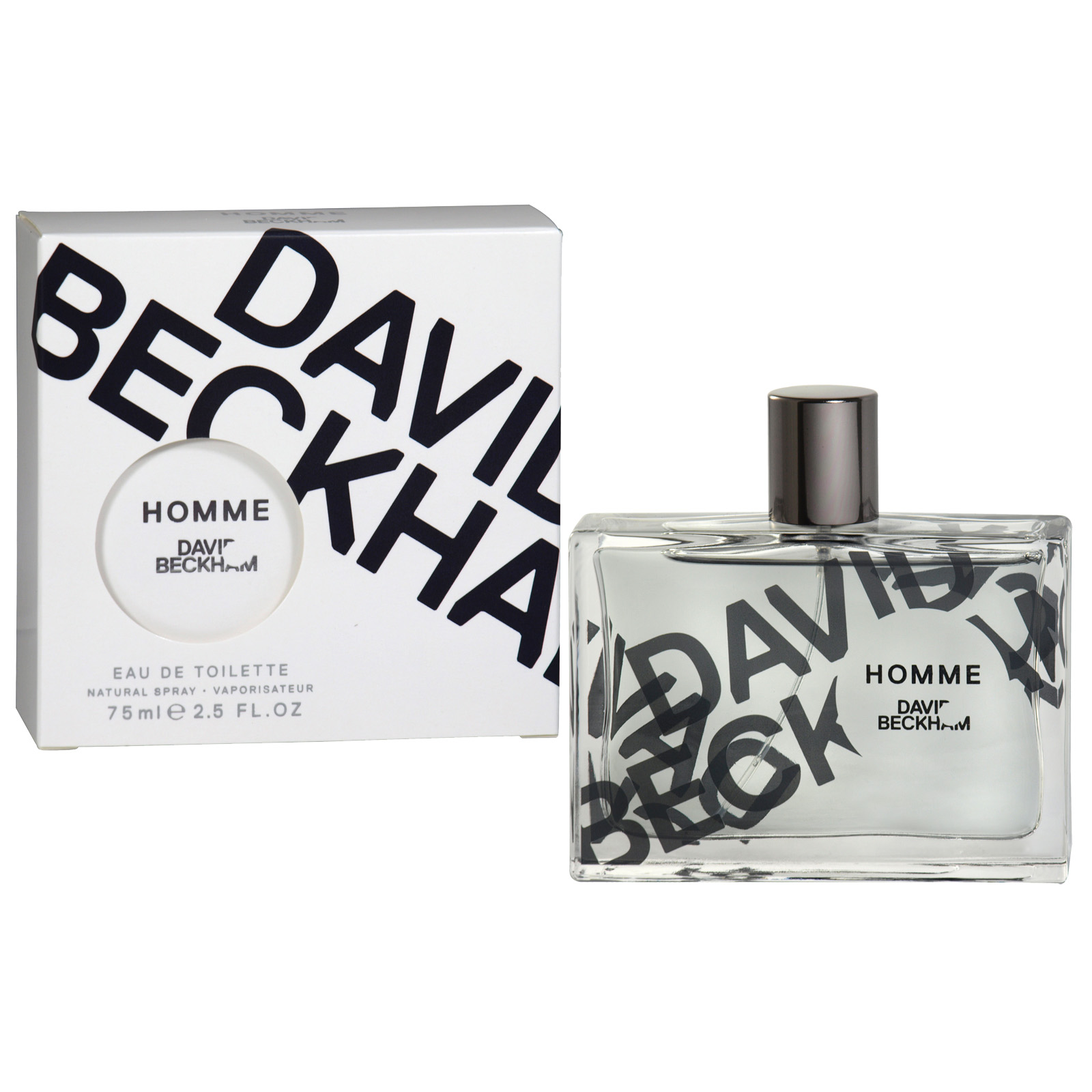 BECKHAM HOMME 75ML EDT SPRAY