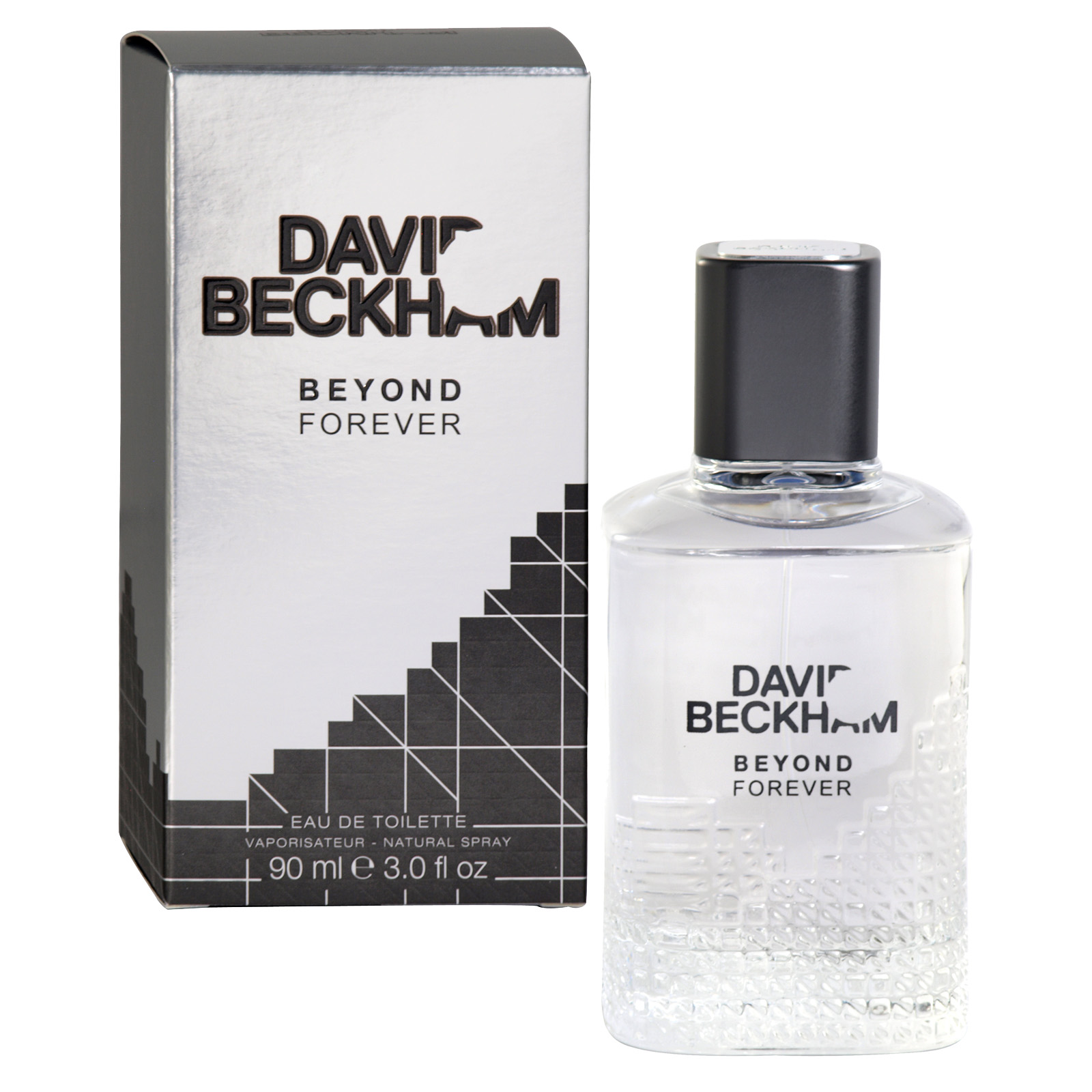 BECKHAM BEYOND FOREVER 90ML EDT SPRAY