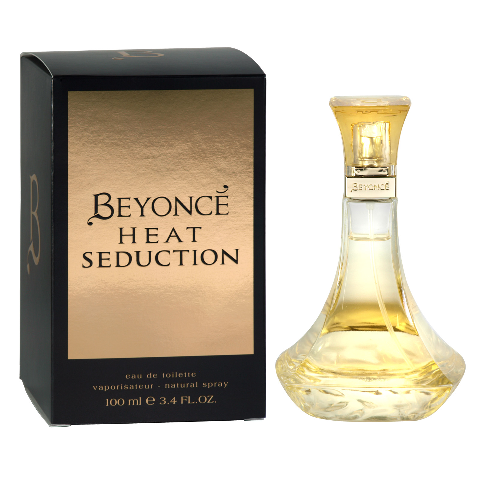 BEYONCE 100ML EDT SPRAY HEAT SEDUCTION