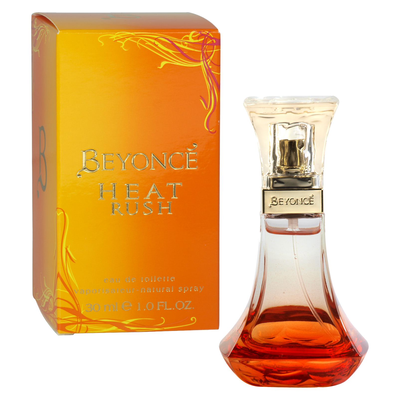 BEYONCE 30ML EDP SPRAY HEAT RUSH