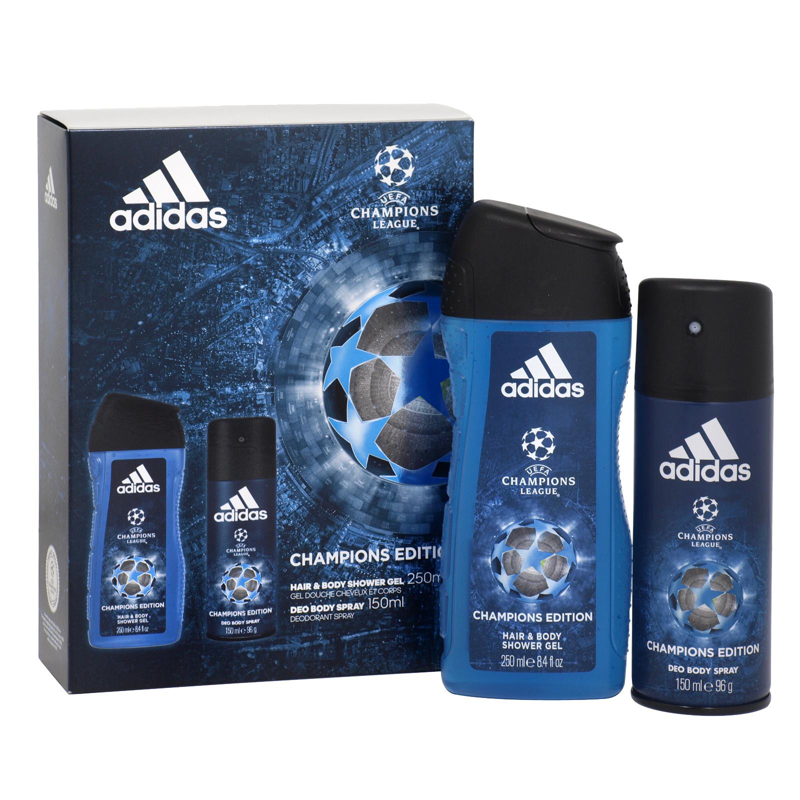 ADIDAS 150ML B/S+250ML S/G UEFA NO4 X6