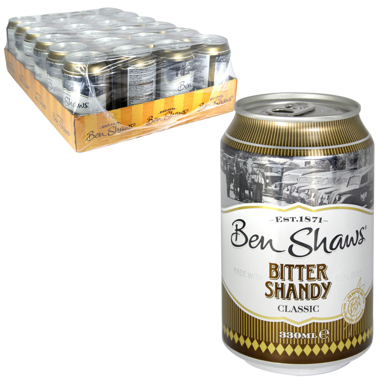 BEN SHAWS SHANDY X24