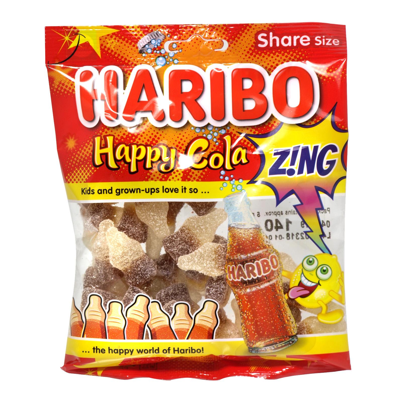 HARIBO 180GM BAGS TANG FANTASTIC PM ?1 X12