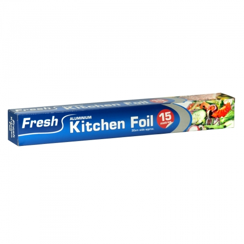 FRESH KITCHEN FOIL 300MMX12M  X12