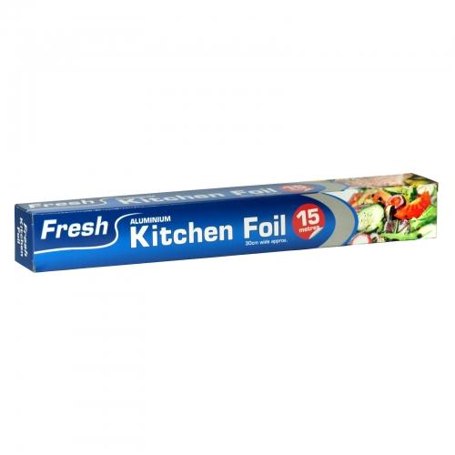FRESH KITCHEN FOIL 300MMX12M  X12