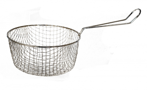 ONYX  7.25 WIRE CHIP BASKET