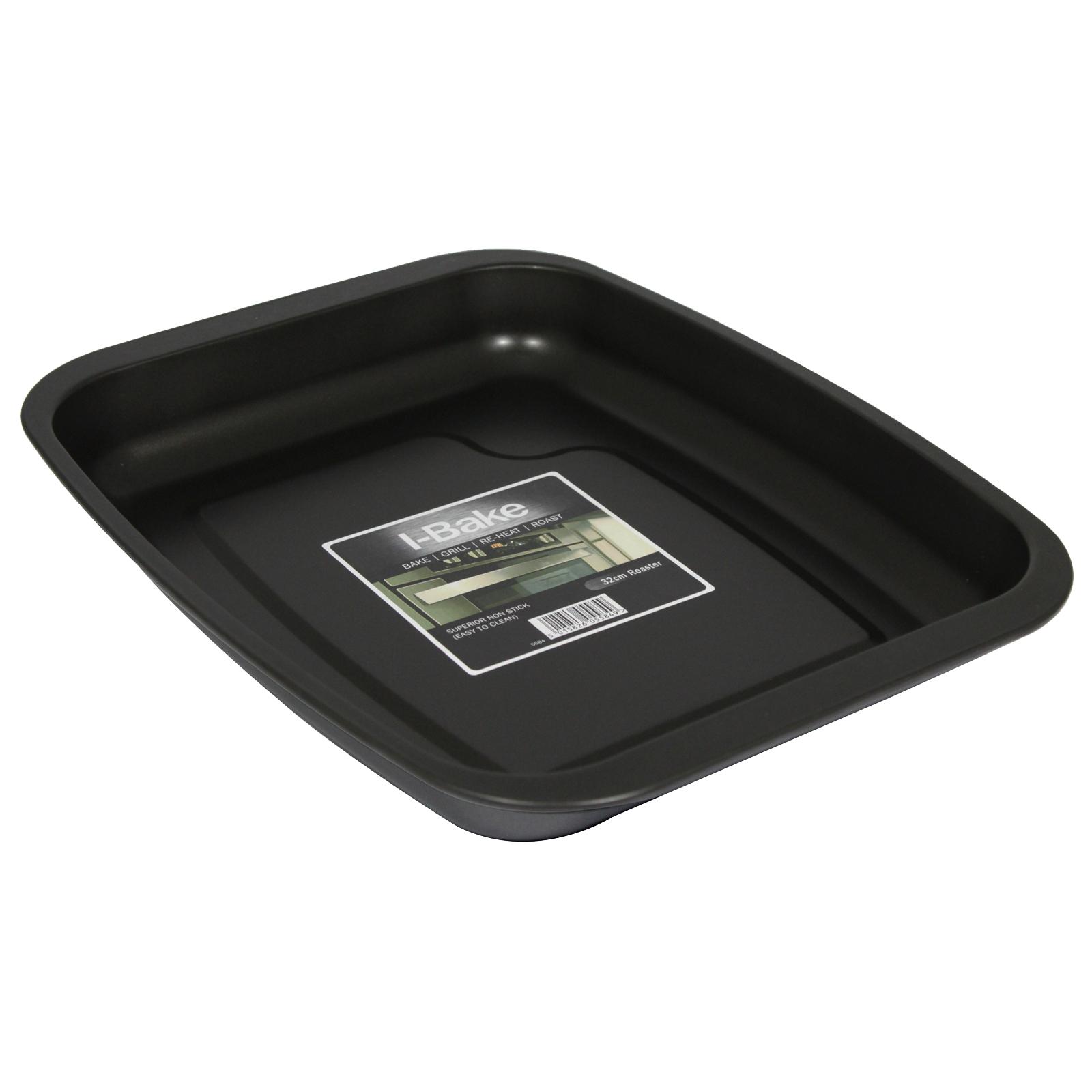 I-BAKE NON STICK MED ROAST+BAKE PAN