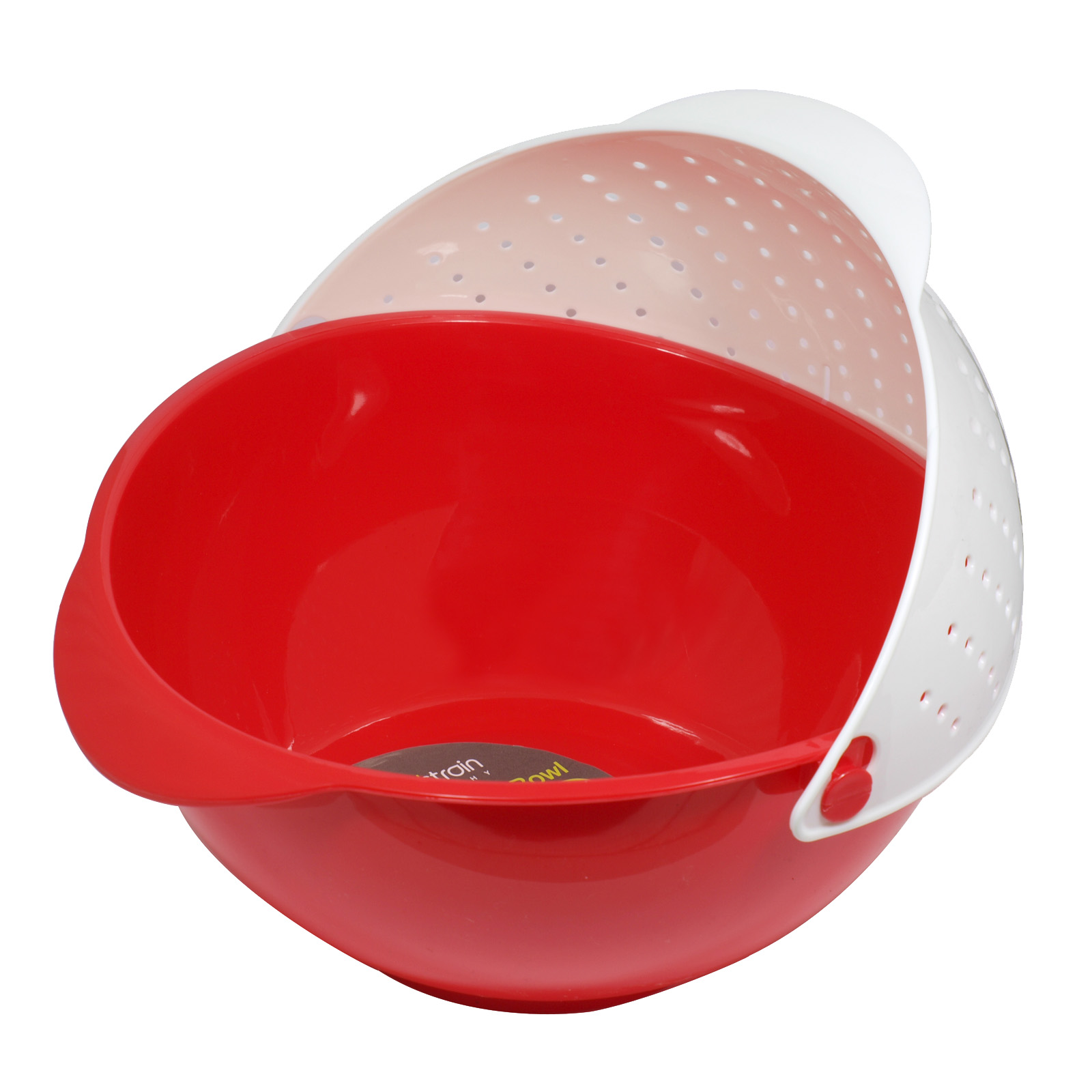 HEAT+EAT MICROWAVE BOWL+STRAINER