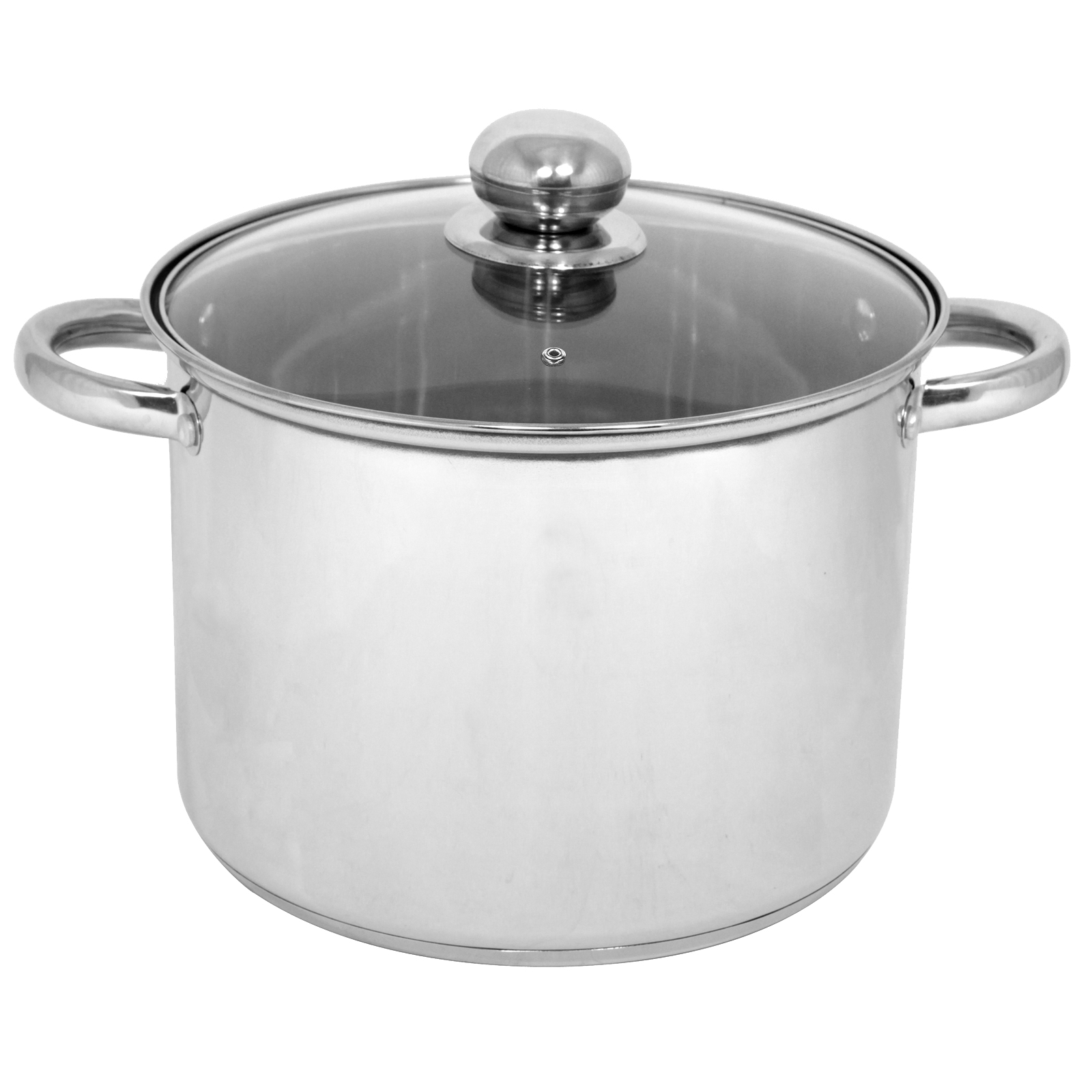SUPREME STAINLESS STEEL DEEP STOCK POT 24CM