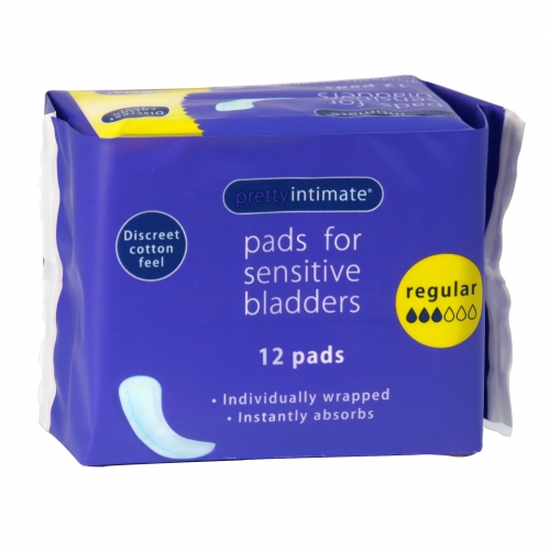 INTIMATE PADS SENS BLADDERS 12 REGULAR X12