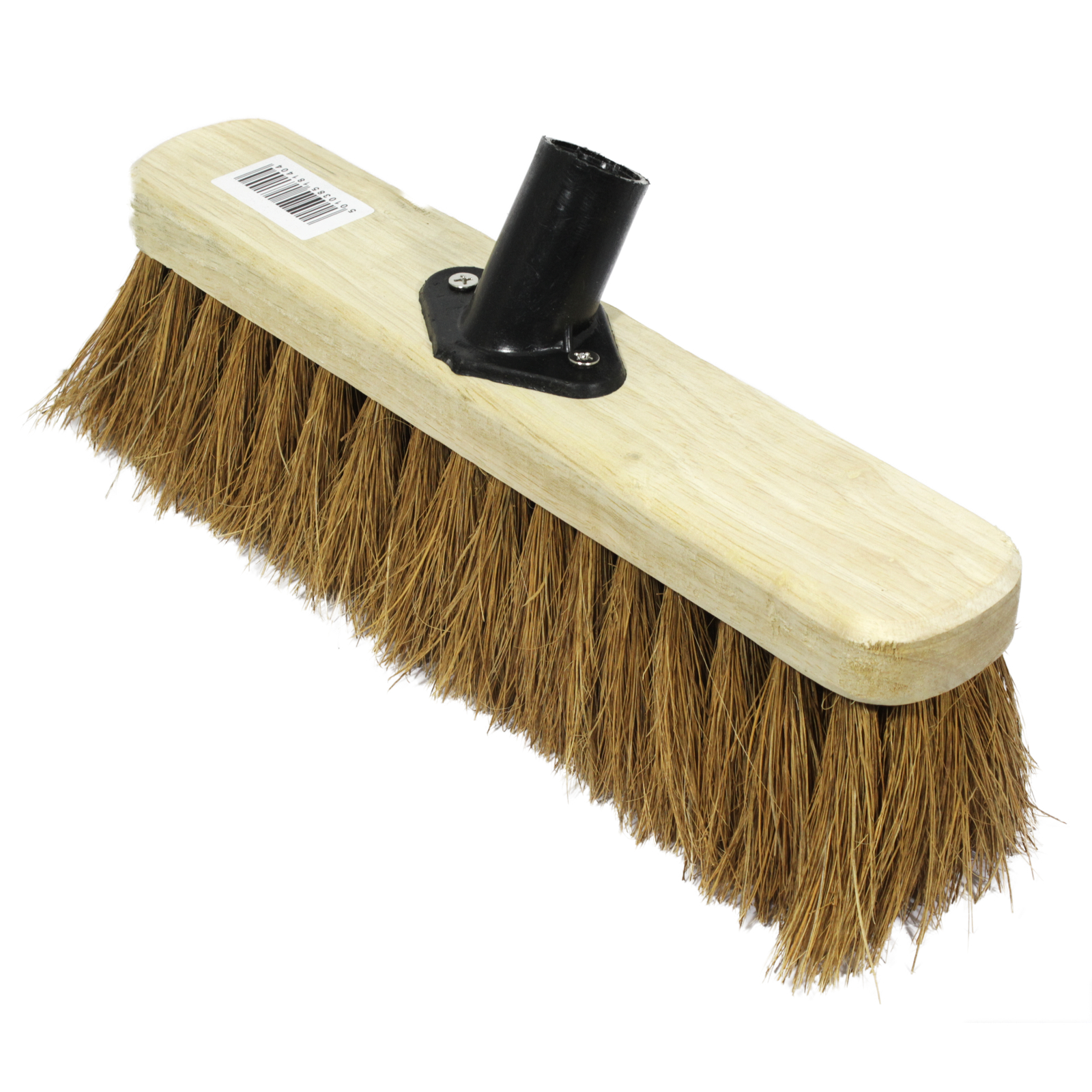 WOOD BROOM HEAD 12 COCO SOFT