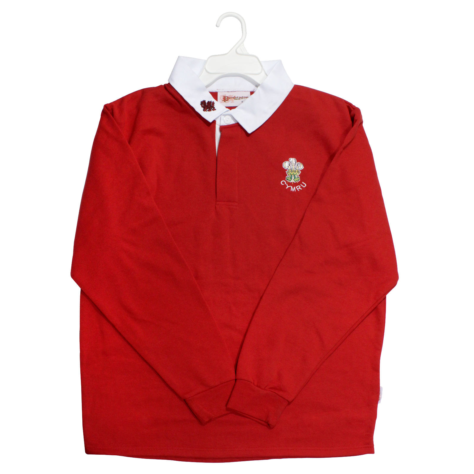 ST DAVIDS RUGBY SHIRTS ADULTS
