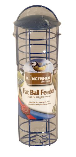 KINGFISHER SUET BALL FEEDER STANDARD