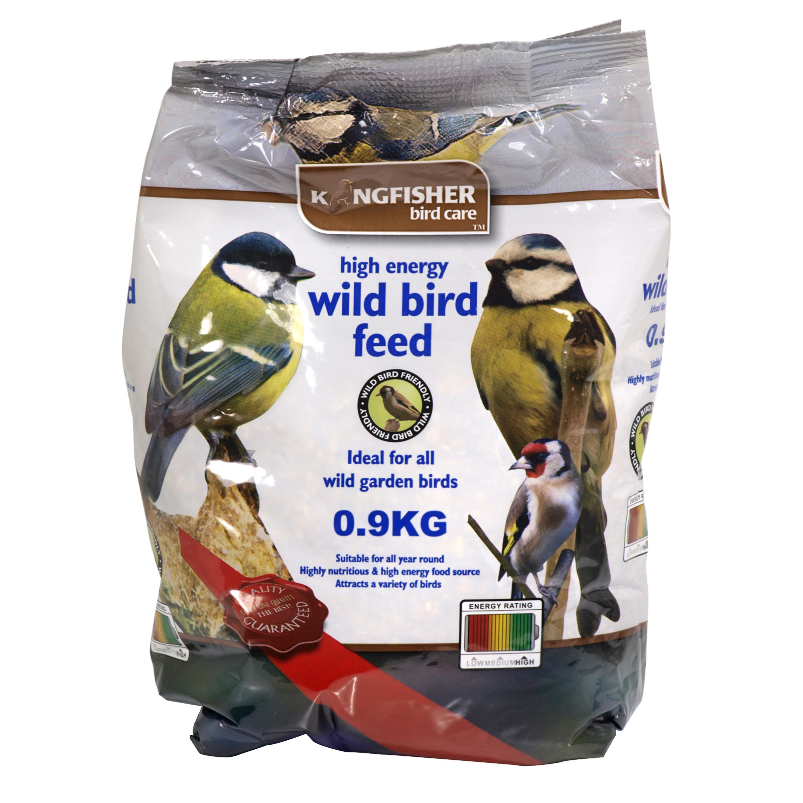 KINGFISHER WILD BIRD FEED HI-ENERGY