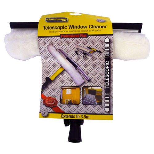 KINGFISHER TELESCOPIC WINDOW CLEANER