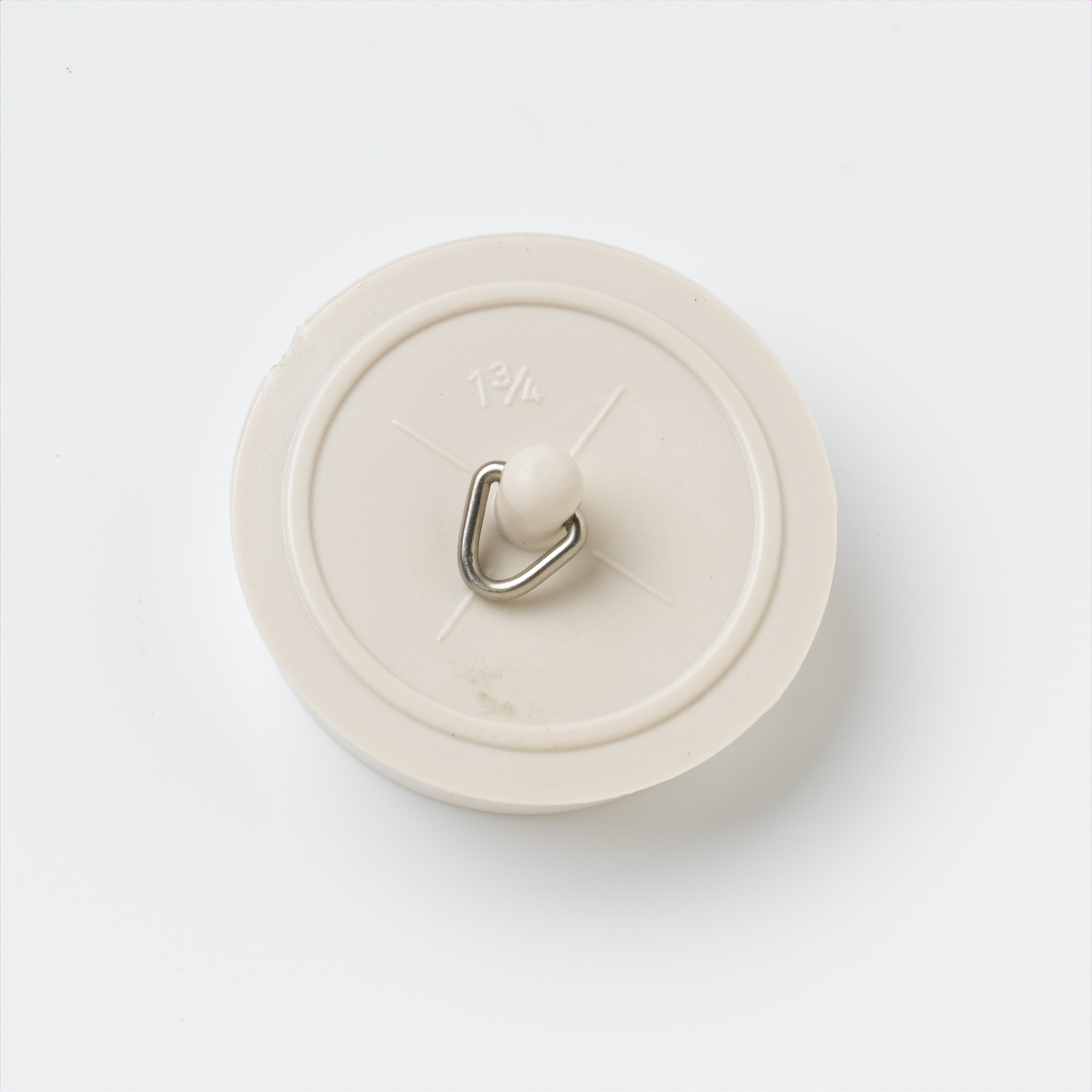 STARPACK BASIN PLUG 45MM WHITE QTY:2