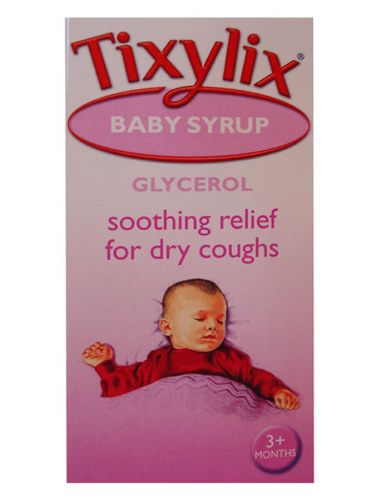 TIXYLIX BABY SYRUP 100ML (NON RETURNABLE)