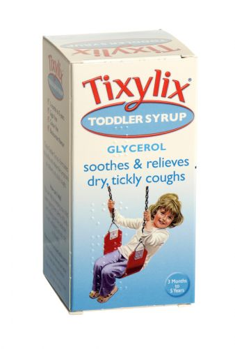 TIXYLIX TODDLER SYRUP 100ML (NON RETURNABLE)