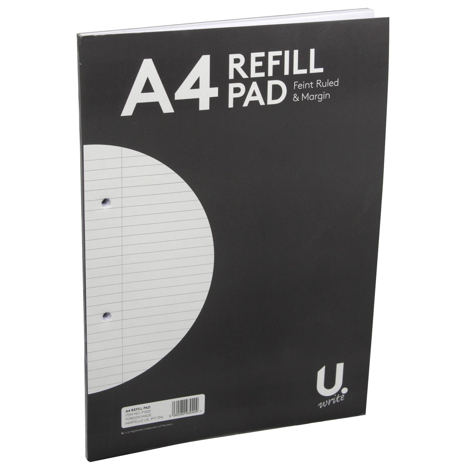 PENNINE A4 REFILL PAD X12