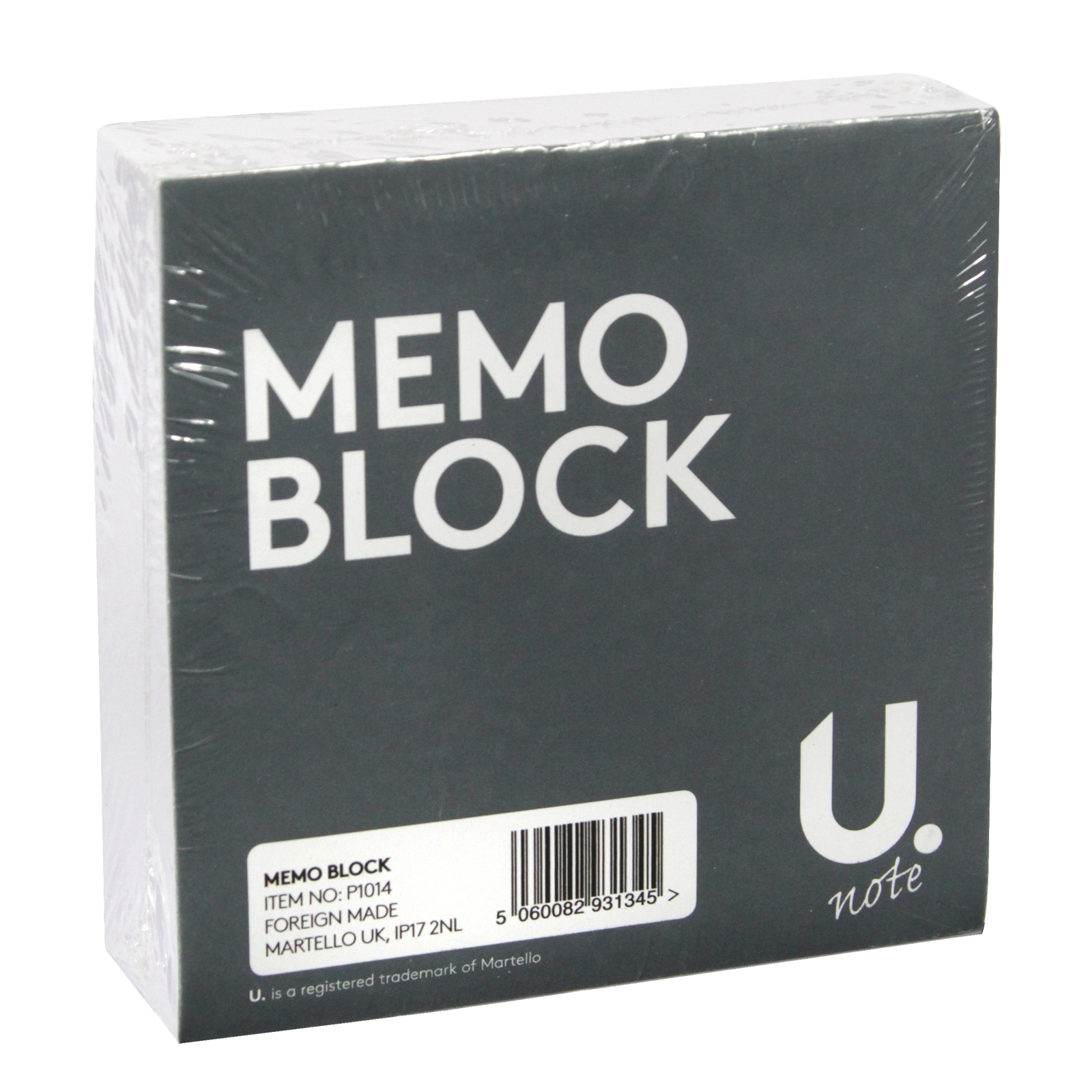 PENNINE MEMO BLOCK X12