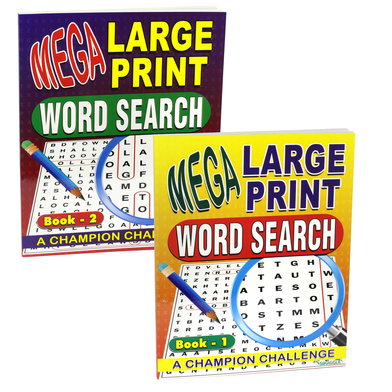 PENNINE KIDS LARGE PRINT WORD SEARCH X6
