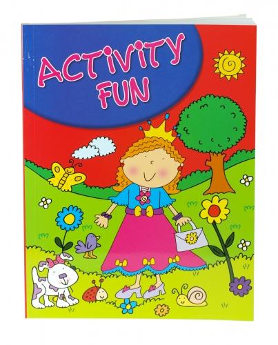 PENNINE KIDS ACTIVITY FUN BOOK X6