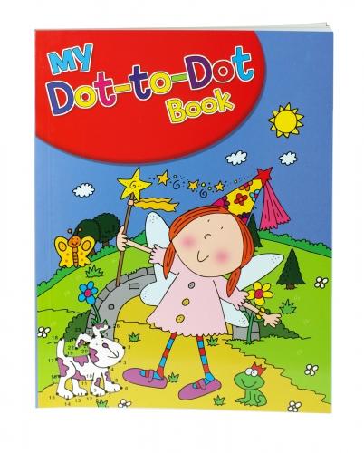 PENNINE KIDS MY DOT-TO-DOT BOOK X6