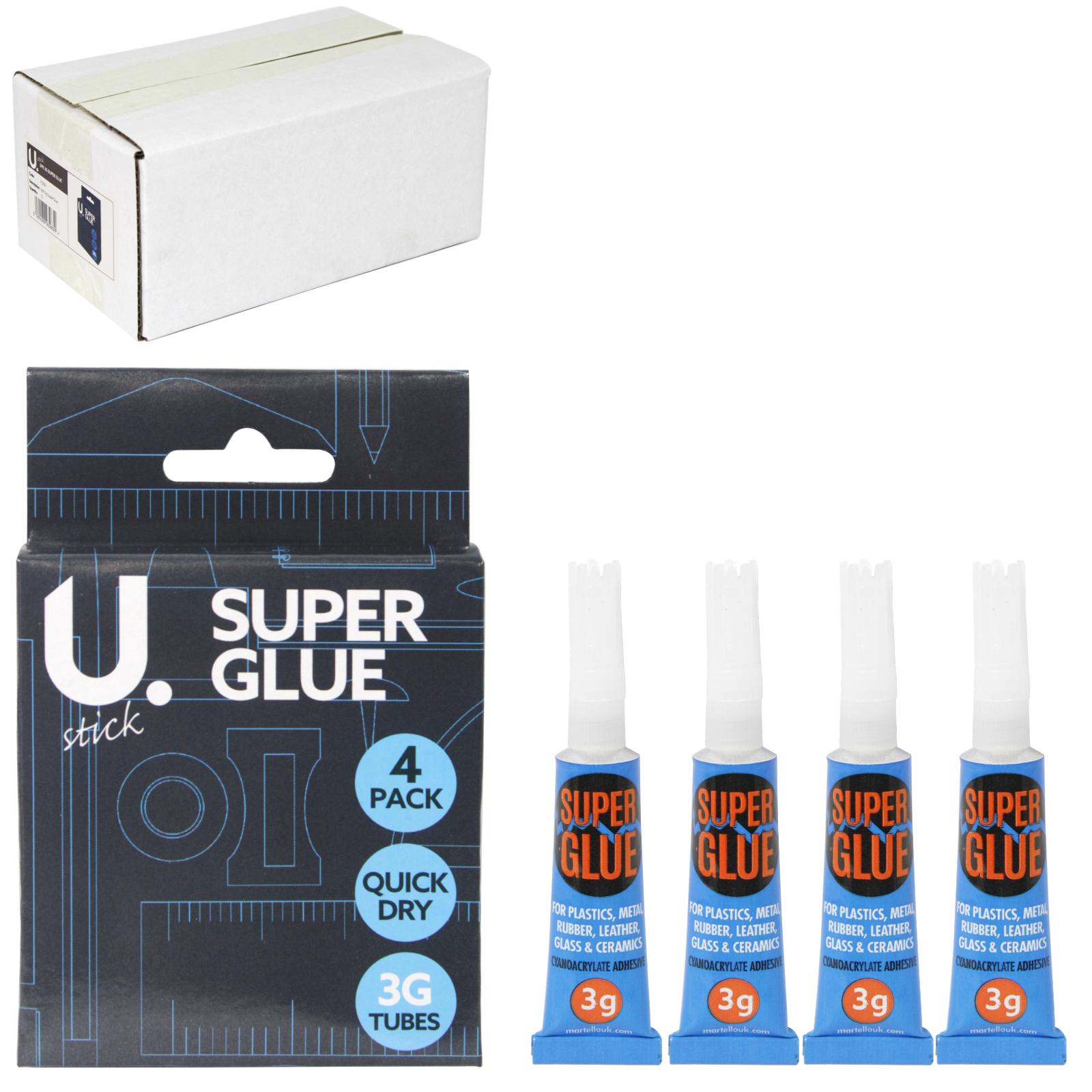 PENNINE SUPER GLUE 5X3GM X12