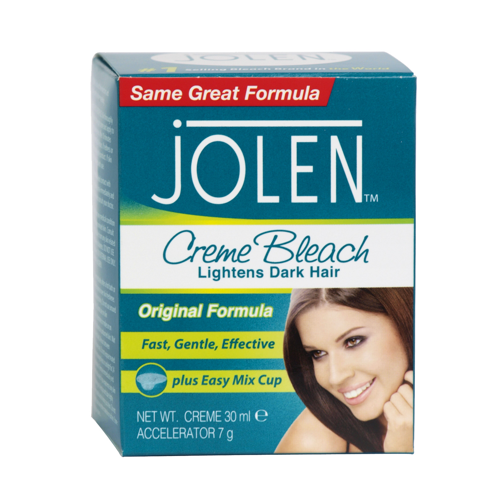 JOLEN CREME BLEACH 30ML REGULAR X6