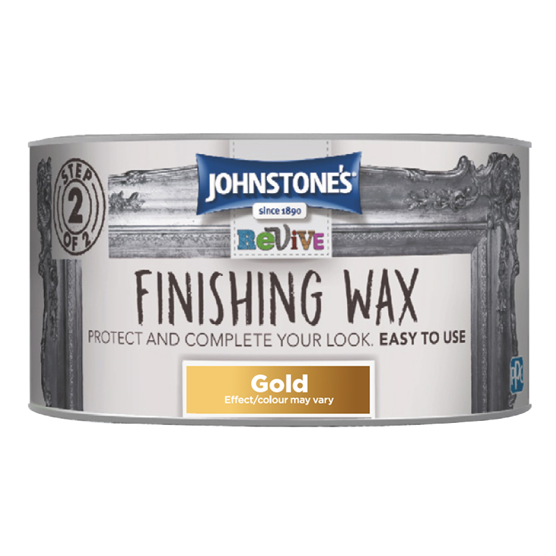 REVIVE FINISHING WAX GOLD