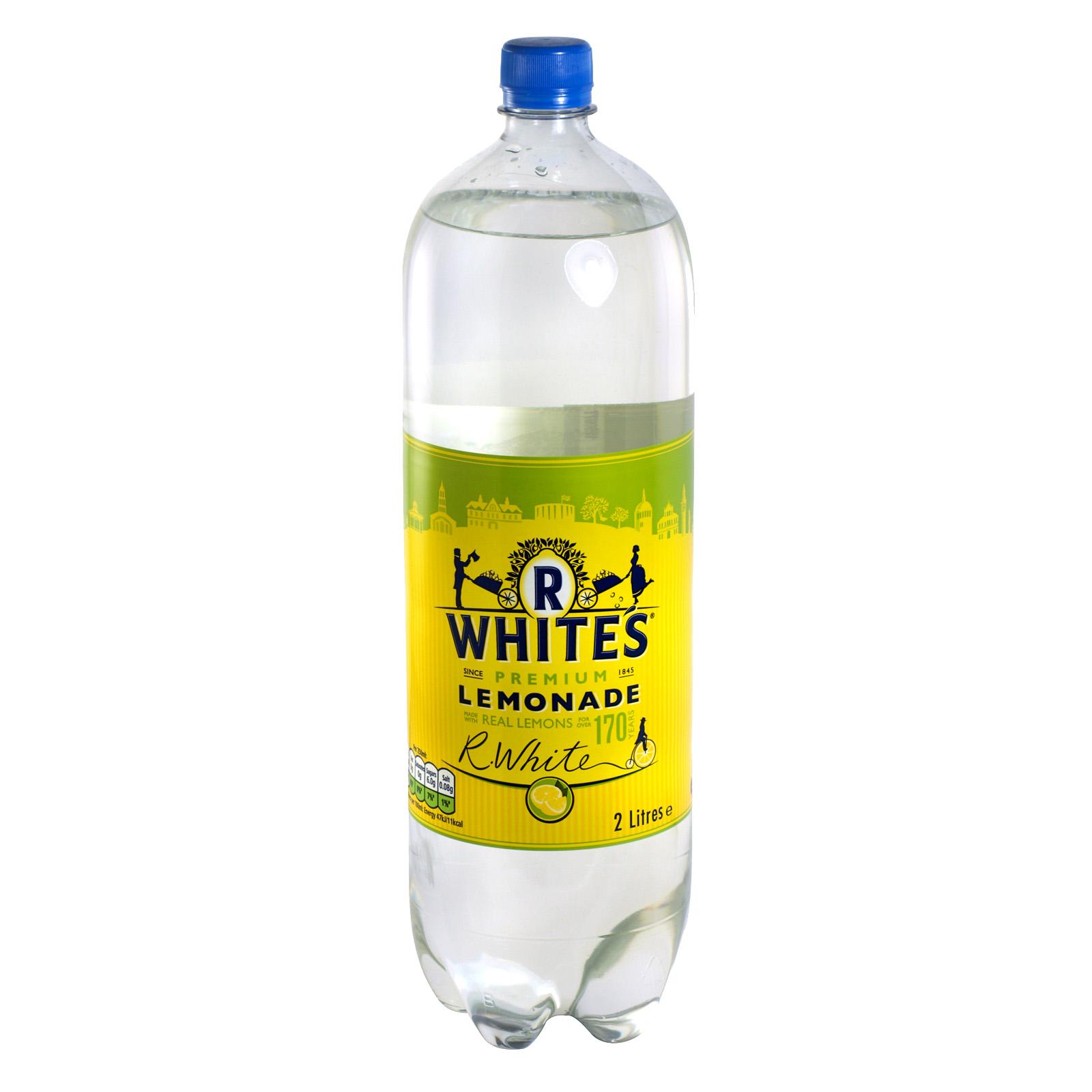 R WHITES LEMONADE 2 LITRE X8