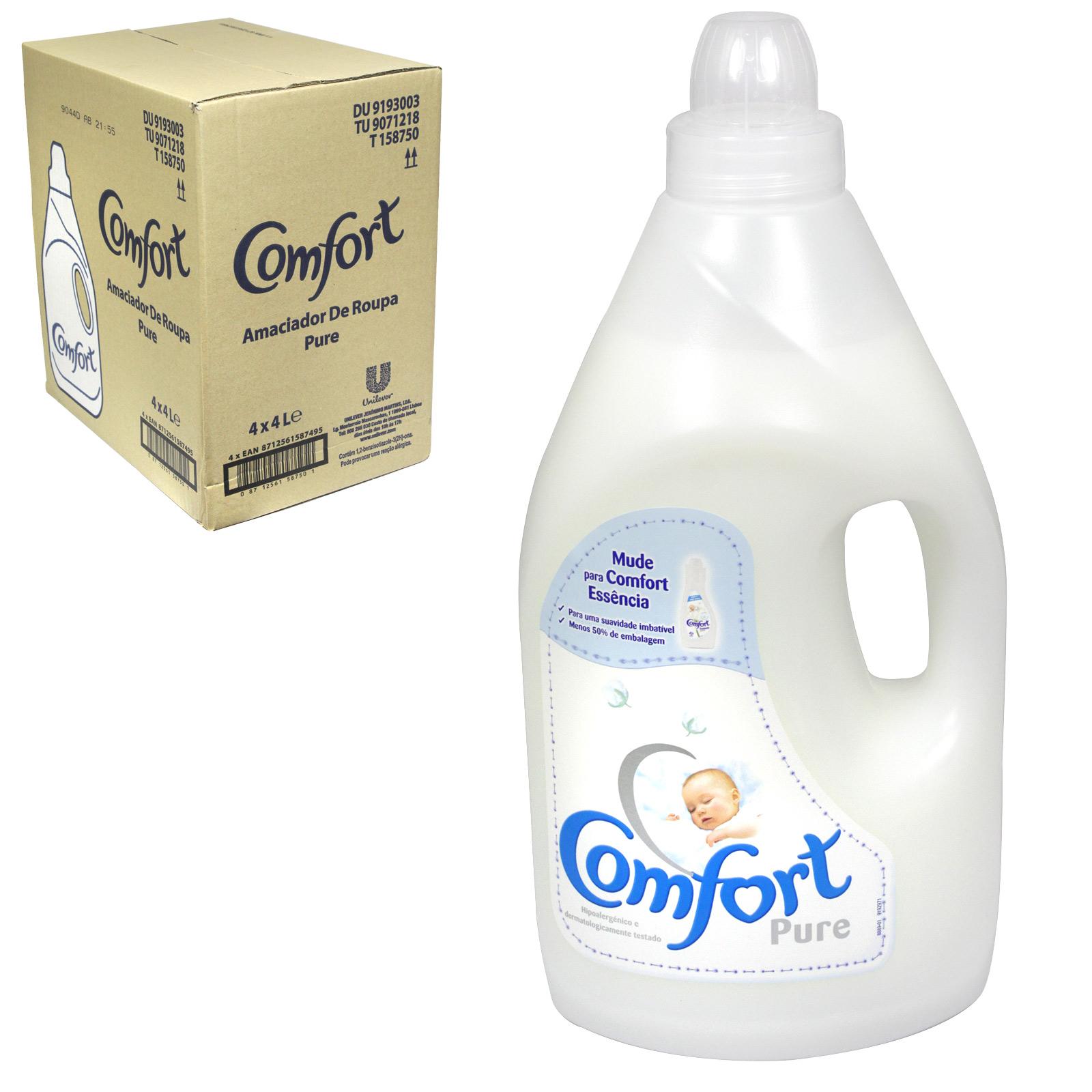 COMFORT FAB CON 4L PURE X4