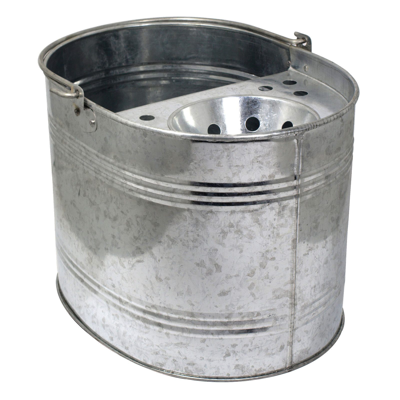 GALVANISED MOP BUCKET 7L