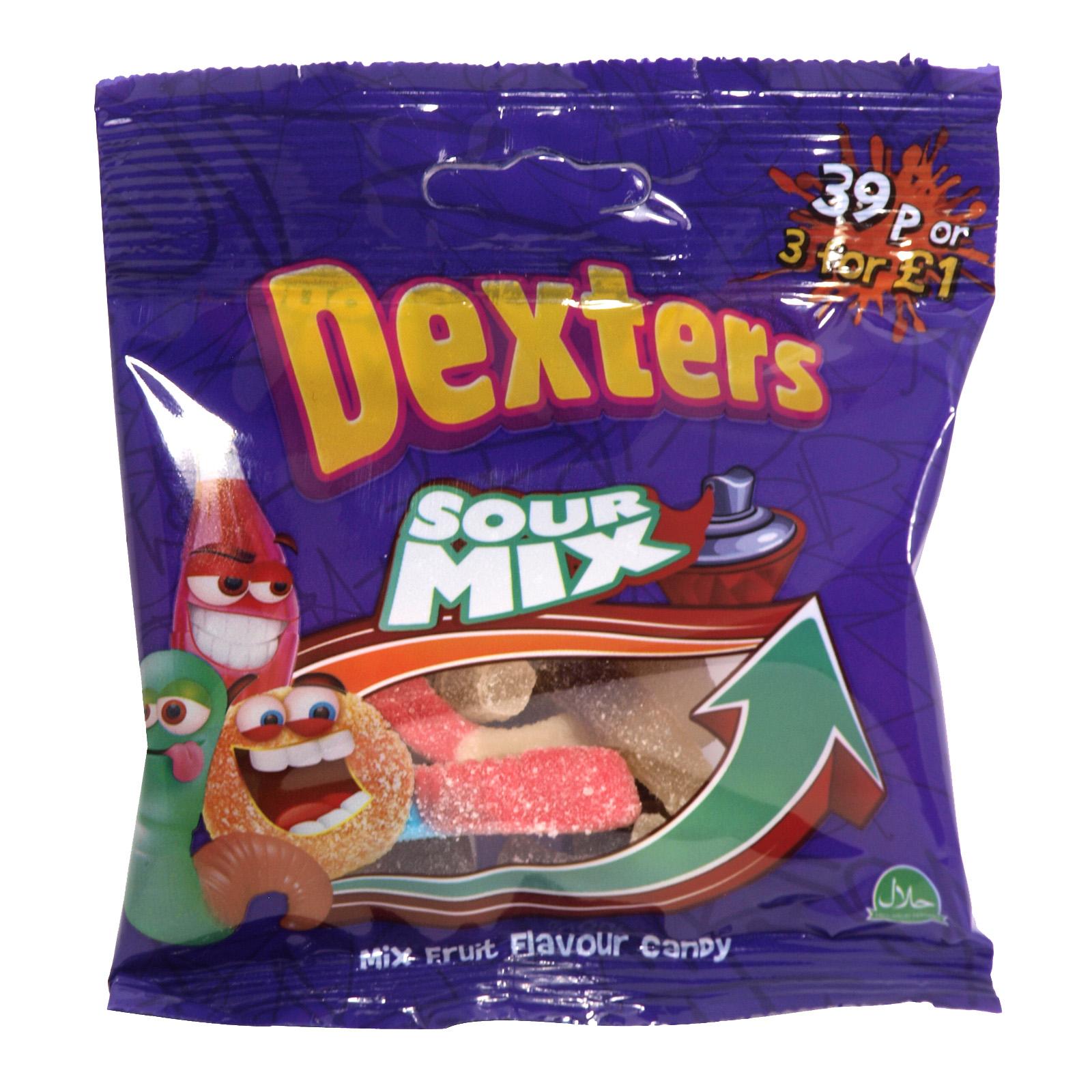 DEXTERS SOUR MIX X12