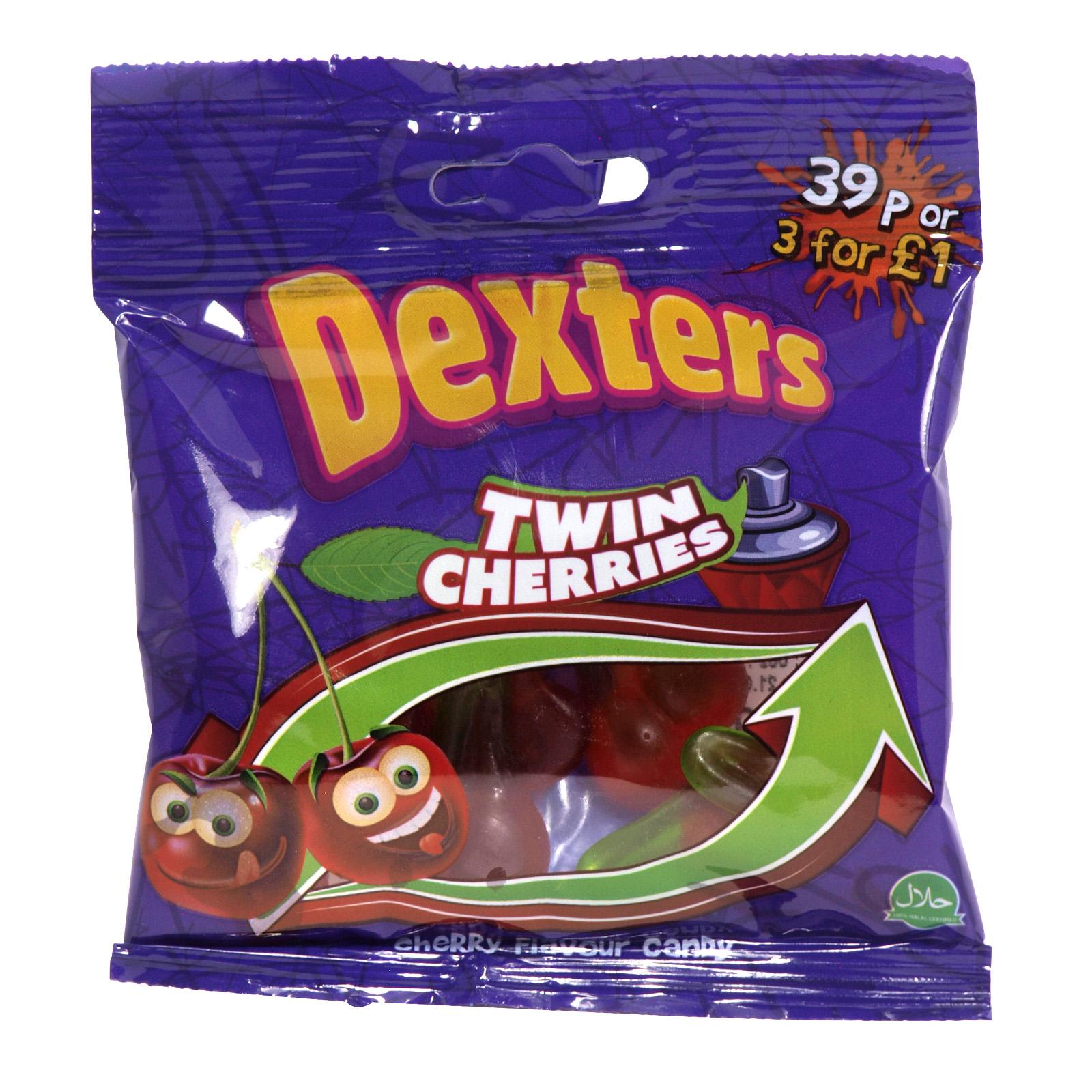 DEXTERS TWIN CHERRIES X12