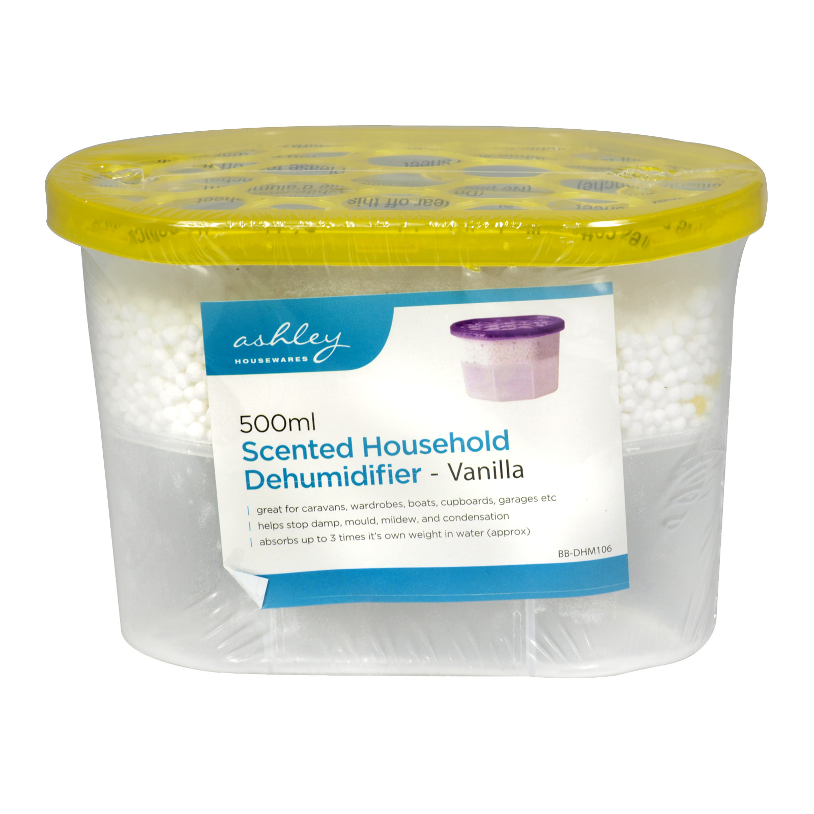 ASHLEY DEHUMIDIFIER 500ML VANILLA