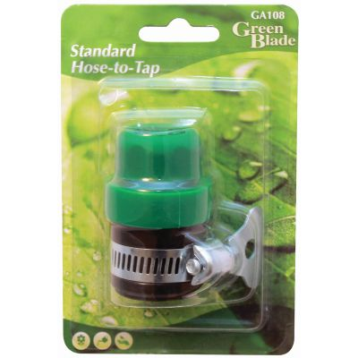 GREEN BLADE STD HOSE-TO-TAP CONNECTR