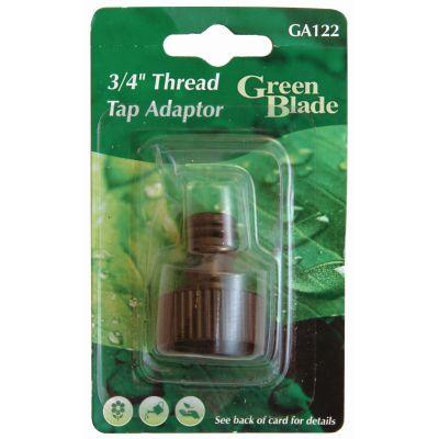 GREEN BLADE 3/4THREADED TAP ADAPTOR