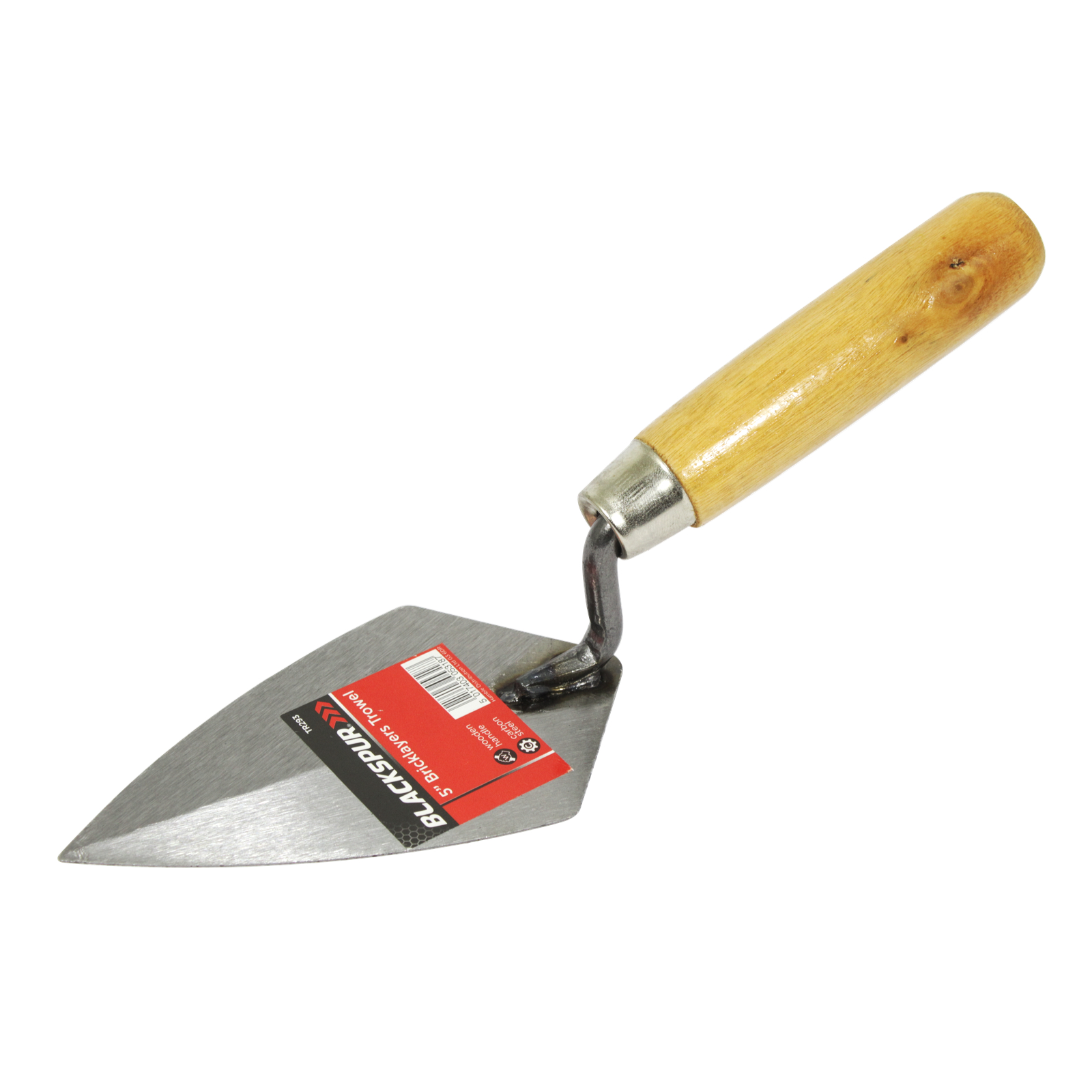 BLACKSPUR BRICKLAYERS TROWEL 5