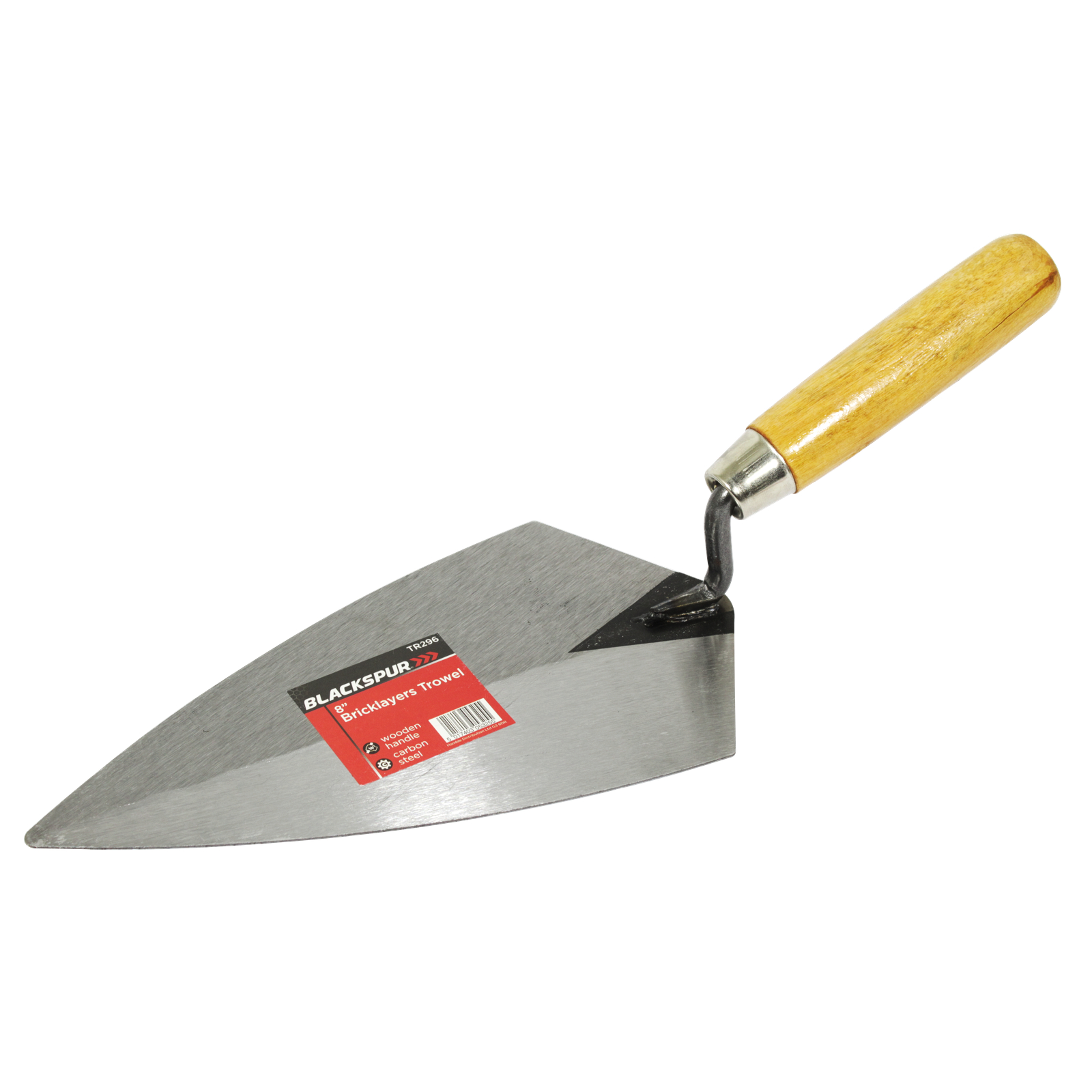 BLACKSPUR BRICKLAYERS TROWEL 8