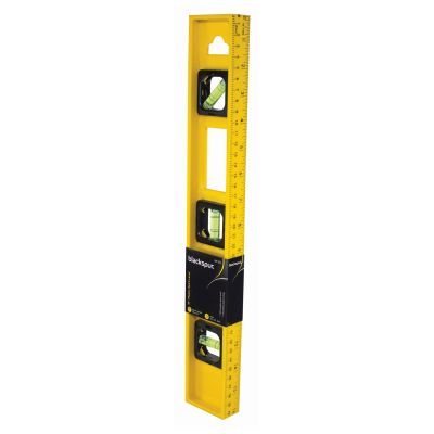 BLACKSPUR PLASTIC SPIRIT LEVEL 16