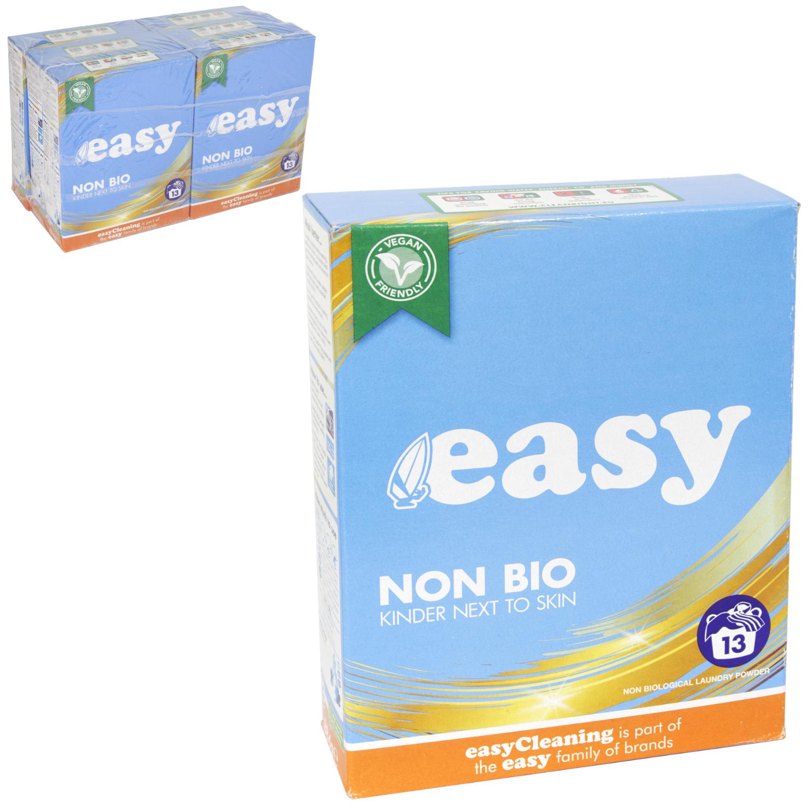 EASY 13W POWDER 884GM NON-BIO X6