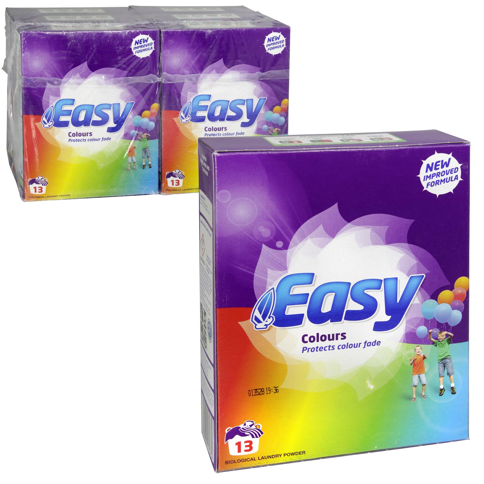 EASY 13W POWDER 884GM COLOUR X6