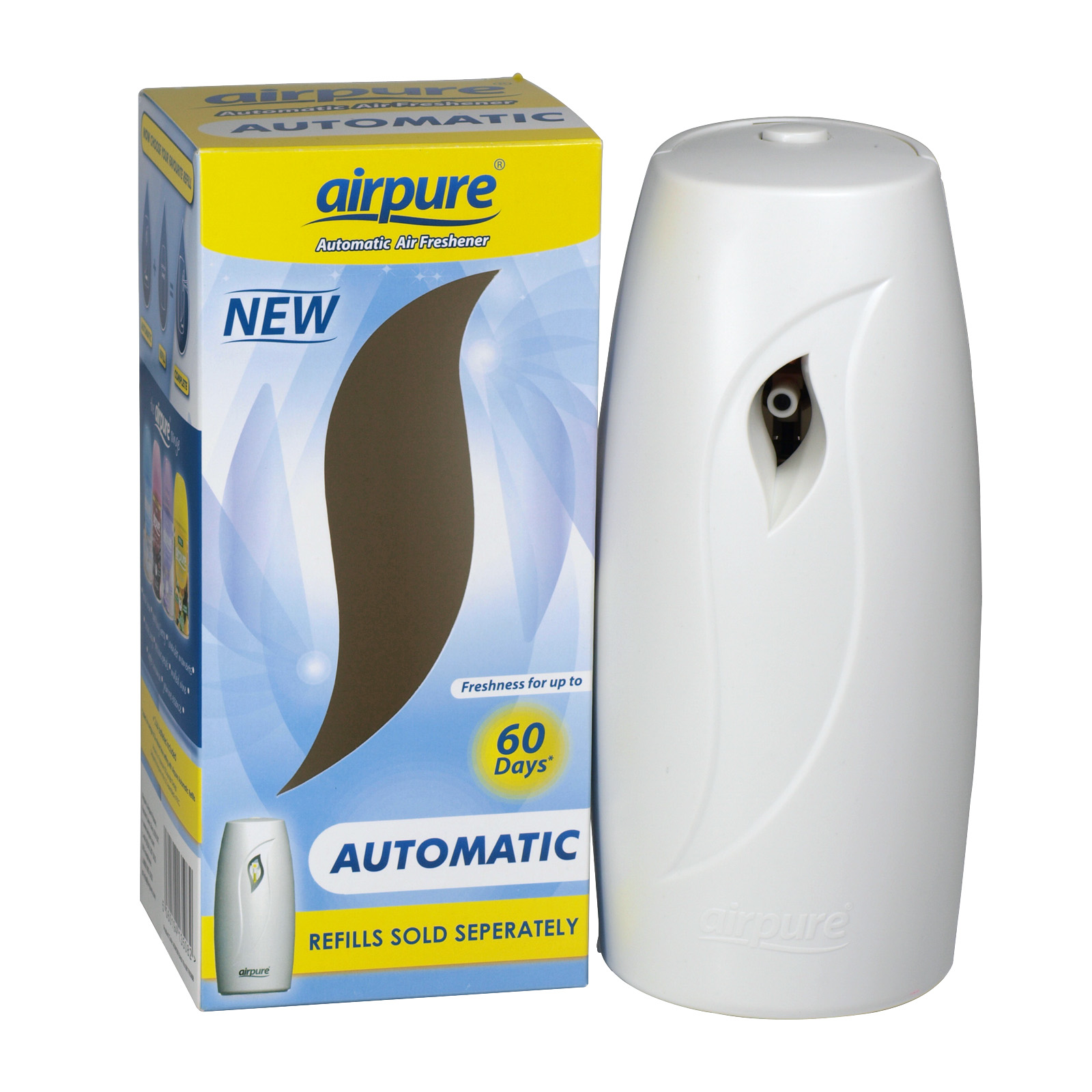 AIRPURE AUTOMATIC AIR FRESH MACHINE X6