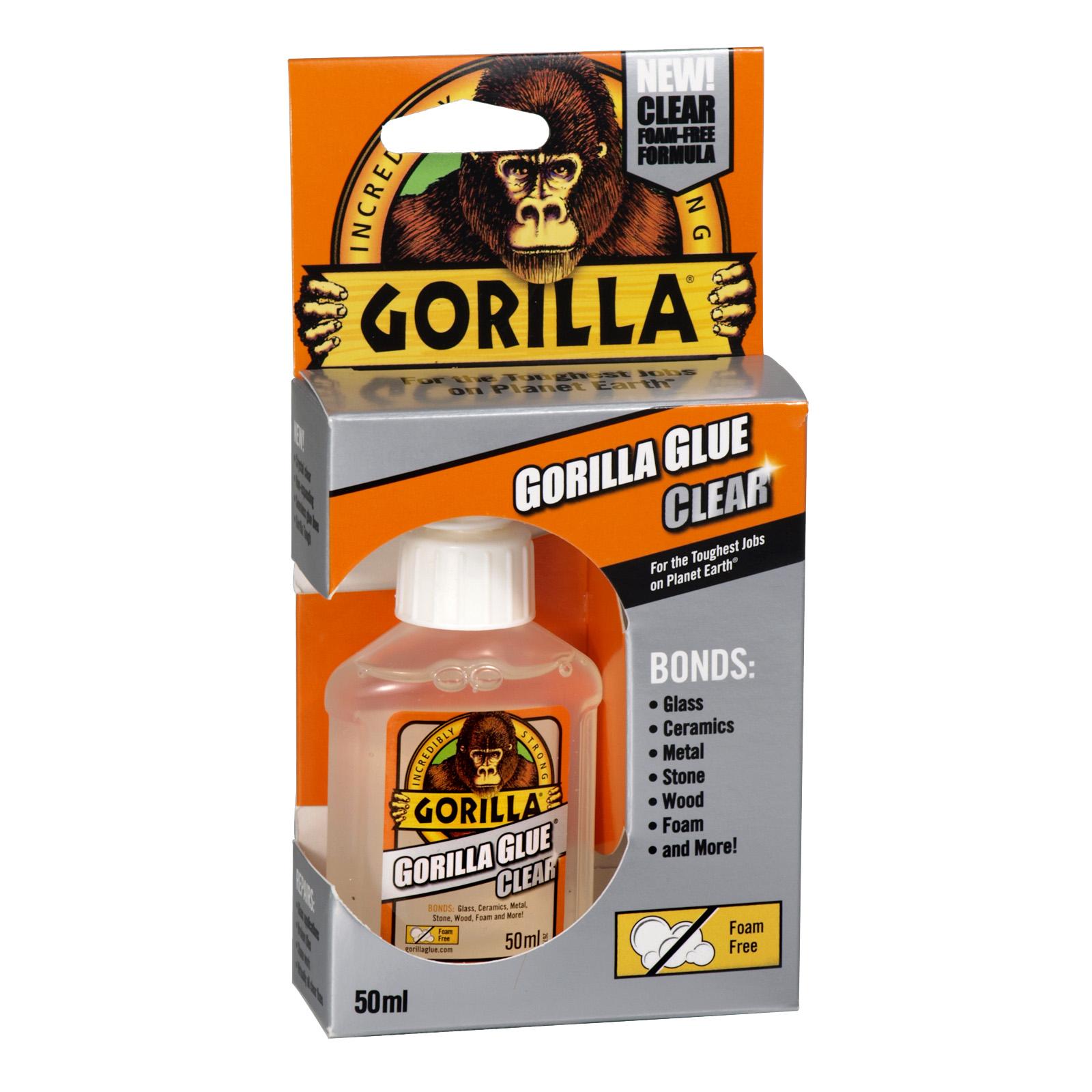 GORILLA GLUE 50ML CLEAR