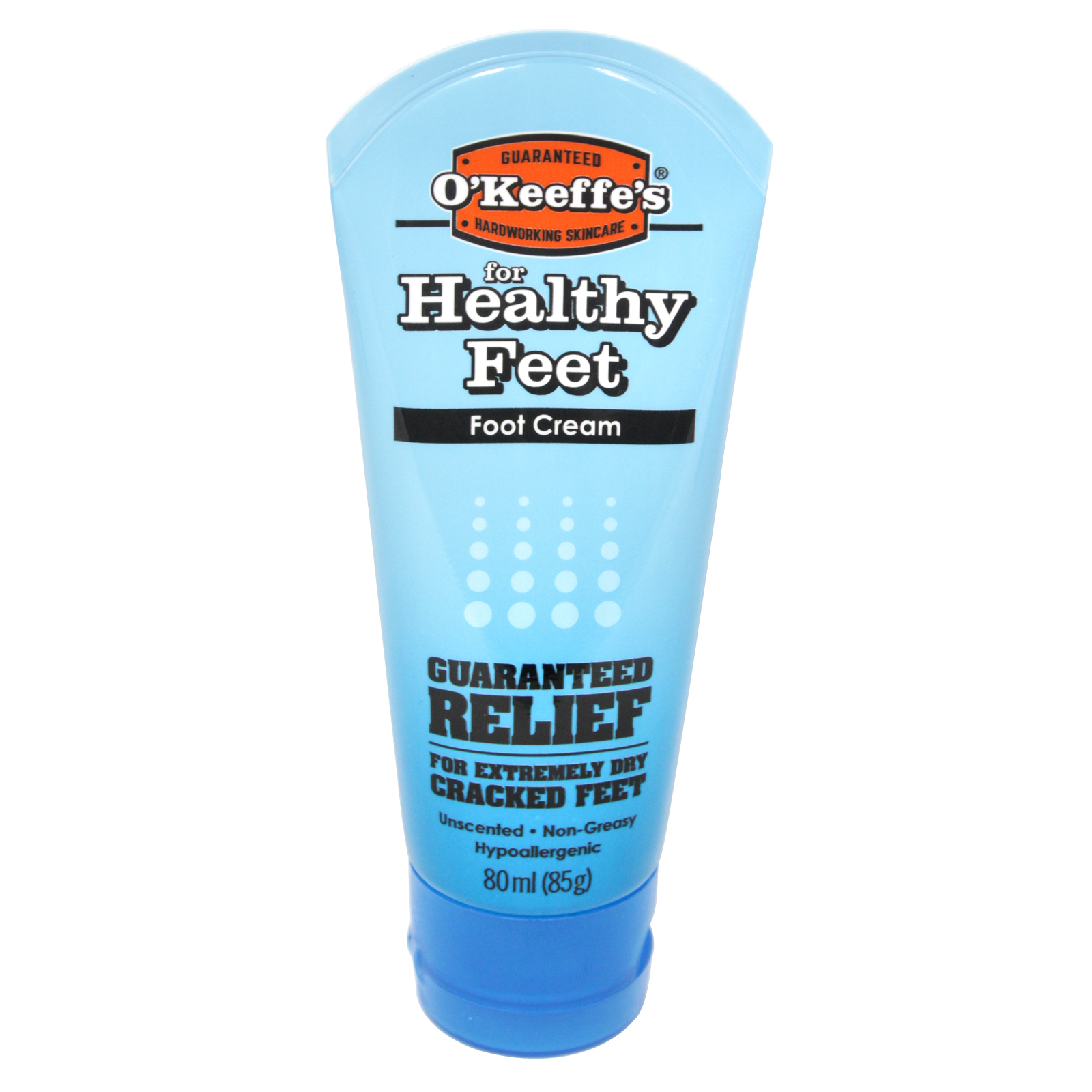 OKEEFFES HEALTHY FEET 85GM TUBE