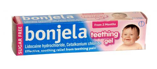 BONJELA GEL SOOTHING TEETHING 15MG TUBES X12 (NON RETURNABLE)